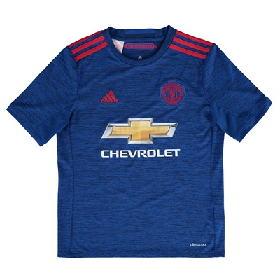 Manchester United Away Shirt 2016-17 – Kids