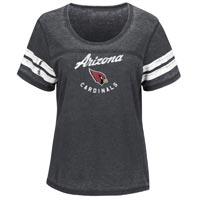 Arizona Cardinals Women's Superstar Effort NFL T-Shirt