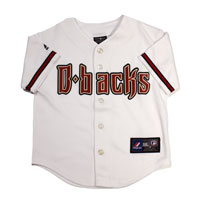 Arizona Diamondbacks Majestic Child Home Replica Baseball Jersey