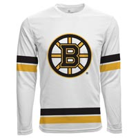Boston Bruins Authentic Scrimmage FX Long Sleeve T-Shirt