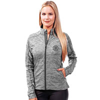 Boston Bruins Women's Signature Script Atlantis Jacket