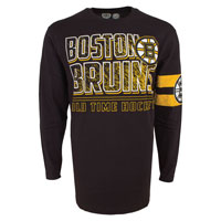 Boston Bruins YOUTH Bandit Long Sleeve T-Shirt