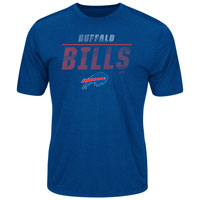 Buffalo Bills All The Way Synthetic T-Shirt