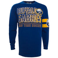 Buffalo Sabres Bandit Long Sleeve T-Shirt