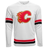 Calgary Flames Authentic Scrimmage FX Long Sleeve T-Shirt