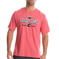 Calgary Flames Crowned FX T-Shirt