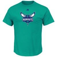 Charlotte Hornets Primary Logo NBA T-Shirt
