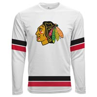 Chicago Blackhawks Authentic Scrimmage FX Long Sleeve T-Shirt
