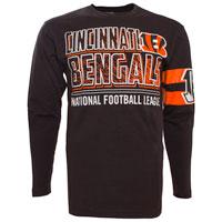 Cincinnati Bengals NFL Bandit Long Sleeve T-Shirt