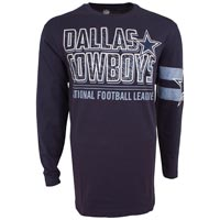 Dallas Cowboys NFL Bandit Long Sleeve T-Shirt