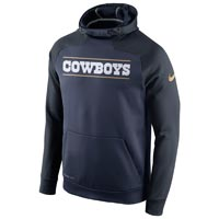 Dallas Cowboys NFL Champ Drive Hyper Speed Hoodie