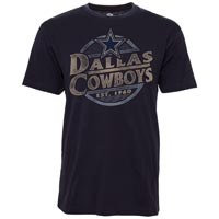Dallas Cowboys NFL Coil T-Shirt