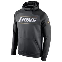 Detroit Lions NFL Champ Drive Hyper Speed Hoodie