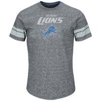Detroit Lions Past The Limit NFL T-Shirt