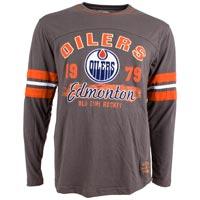 Edmonton Oilers Yutan Long Sleeve Jersey T-Shirt