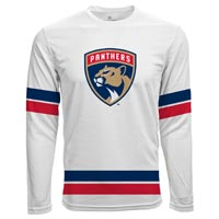Florida Panthers Authentic Scrimmage FX Long Sleeve T-Shirt