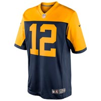 Green Bay Packers Aaron Rodgers NFL Nike Limited Team Jersey (Classic)