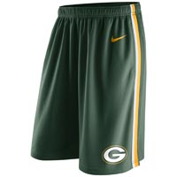 Green Bay Packers Nike Epic Shorts