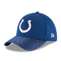 Indianapolis Colts 2016 NFL On Field 39THIRTY Cap