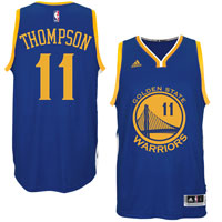 Klay Thompson Golden State Warriors NBA Swingman Road Replica Jersey