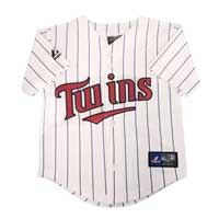 Minnesota Twins Majestic Child Home Replica Baseball Jersey