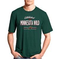 Minnesota Wild Crowned FX T-Shirt