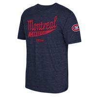 Montreal Canadiens CCM Strike First Tri-Blend T-Shirt
