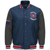 Montreal Canadiens Original Premium Varsity Jacket