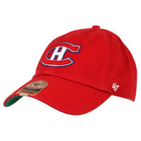Montreal Canadiens Vintage '47 Franchise Fitted Cap (Red)