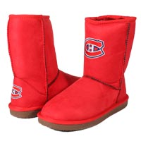 Montreal Canadiens Women's Cuce Devotee Boot