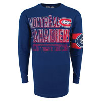 Montreal Canadiens YOUTH Bandit Long Sleeve T-Shirt