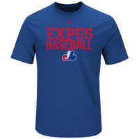 Montreal Expos Cooperstown One Winner T-Shirt