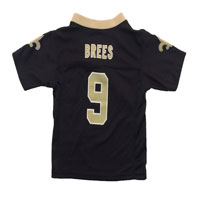 New Orleans Saints Drew Brees NFL Team Apparel Youth Replica Football Jersey