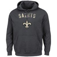 New Orleans Saints NFL 2016 Kick Return Hoodie (Charcoal)
