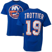 New York Islanders Bryan Trottier Vintage NHL Alumni T-Shirt