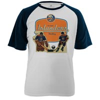 New York Islanders Table Top FX Raglan T-Shirt
