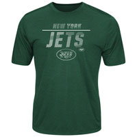 New York Jets All The Way Synthetic T-Shirt