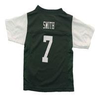 New York Jets Geno Smith NFL Team Apparel Youth Replica Football Jersey