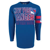 New York Rangers Bandit Long Sleeve T-Shirt