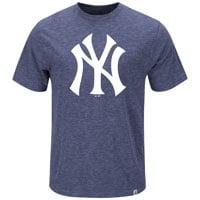 New York Yankees Mental Metal Slub T-Shirt