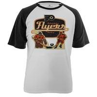 Philadelphia Flyers Table Top FX Raglan T-Shirt