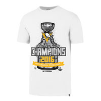 Pittsburgh Penguins 2016 Stanley Cup Champs Locker Room All Pro '47 Flanker