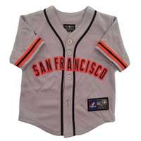 San Francisco Giants Majestic Child Alternate Road Replica Baseball Jersey