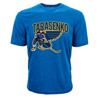 St. Louis Blues Vladimir Tarasenko NHL Action Pop Applique T-Shirt
