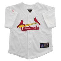 St. Louis Cardinals Majestic Child Home Replica Baseball Jersey