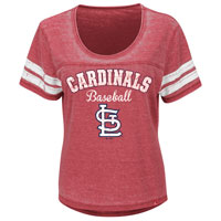 St. Louis Cardinals Women's Loving The Game T-Shirt