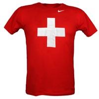 Team Switzerland IIHF Logo T-Shirt