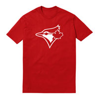 Toronto Blue Jays Blooper T-Shirt (Red)