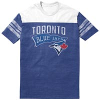 Toronto Blue Jays Double Header T-Shirt