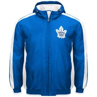 Toronto Maple Leafs Poly Filled Parka Full Zip Jacket